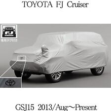 New TOYOTA GENUINE FJ CRUISER GSJ15 2013-now Car Sheet Cover Storage Authentic