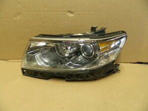 LINCOLN ZEPHYR MKZ LH HEADLIGHT ASSEMBLY drivers side  2006-2009 HID XENON