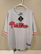 Philadelphia Phillies Chase Utley Stars And Stripes Jersey Size XL MLB