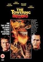 The Towering Inferno (Steve Mcqueen) New DVD Reg4
