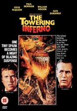 The Towering Inferno (Steve McQueen Paul Newman) New DVD Region 4