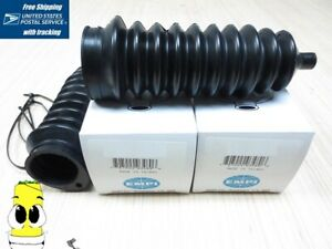 Rack & Pinion Boot Kit For Renault Alliance 1983-1987 Bellow Boots Pwr Steer
