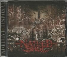 NAILED SHUT - INDECENT DISPOSAL (CD)