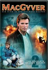 MacGyver: The Complete Second Season Dvd
