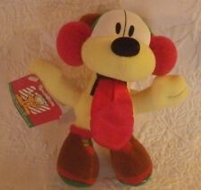Odie Garfield Car Window Cling Russell Stover Toy Plush Stuffed Animal 6 1/2""