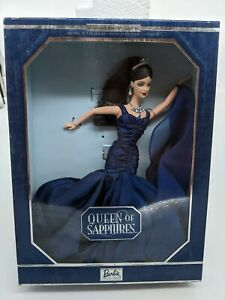 Barbie - Queen of Sapphires Doll - 29626