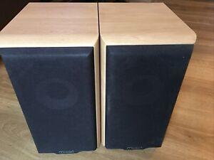 MISSION 700 Speakers 8 Ohm 25-75W/CH 2 Way Reflex Loaded Speakers