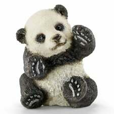 Schleich Panda Cub Playing Collectible Animal Figure