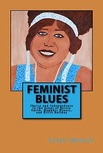 Susan Newark Feminist Blues Bessie Smith Memphis Minnie Billie Holiday History