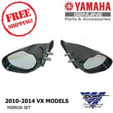Yamaha WaveRunner 2010-2014 VX VXR VXS V1 MIRROR SET LEFT AND RIGHT Cruiser Dlx