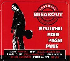 2CD Festiwal BREAKOUT Wysłuchaj mojej pieśni panie DŻEM PERFECT KUKIZ
