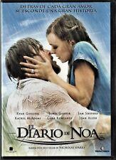 EL DIARIO DE NOA DVD  DONCHOLLO