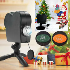 Halloween Christmas Light Projector Window Festival Movie Display Party Supplies