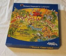 Thrivent Financial for Lutherans Triple Challenge Board Game Smart Money Choices