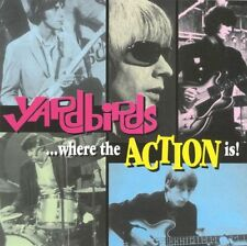 The Yardbirds ‎– ...Where The Actions Is! - 2X CD DOUBLE 1997
