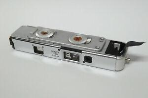 Minox CLX nicht fertig gestellte Kamera aus Werkstattauflösung für Bastler