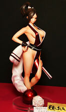 Mai Shiranui King of Fighters XIII 1/6 unpainted statue figure model resin kit