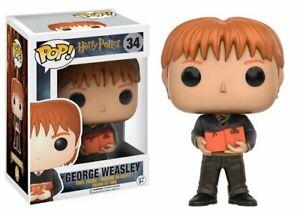 Funko Pop! Movies: Harry Potter - George Weasley Vinyl Figure 34