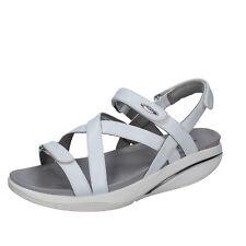 womens shoes MBT 8 (EU 42) sandals white leather performance BZ930-42