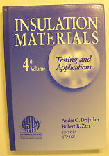 Insulation Materials Vol. 4 :Testing and Applications STP 1426 (2002)
