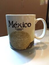 Brand New Starbucks Mexico Mug With Stickers Intact From US Seller