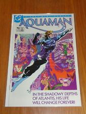 AQUAMAN #1 OF 4 DC COMICS LIMITED SERIES FEBRUARY 1986