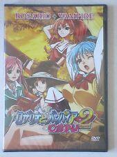 New Rosario + Vampire Capu2 Complete Collection DVD Eps 1-13 TV Anime Series 2