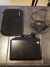 HP Mini 210-1000 10.1in. (160GB, Intel Atom, 1.6GHz, 2GB RAM) Netbook *WORKING*