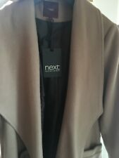 NEXT Camel Coat Size 18