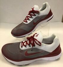 Nike Oklahoma Sooners Free Trainer V7 Week Zero Shoes AA0881-601 Size 14 US