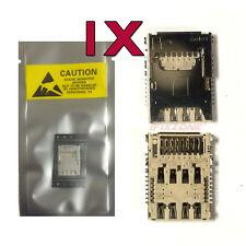 1 x New SIM Card Reader Slot Socket Holder Tray For LG Mini G4C H525N USA