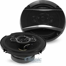 """4) Pioneer TS-A1686R 700W 6.5"""" 4-Way Coaxial Car Stereo Speakers (2 Pairs)"""