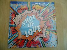 BOB DYLAN ~ SHOT OF LOVE ~ LP ALBUM ~ RARE HONG KONG PRESSING ~ 1981