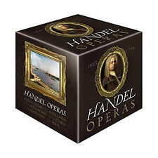 various - händel opera collection, händel,georg friedrich (CD NEU!)