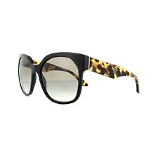 Prada Sunglasses 10RS 1AB0A7 Black Havana Grey Gradient