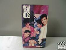 New Kids on the Block - Step by Step (VHS)