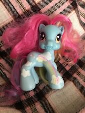MY LITTLE PONY RAINBOW DASH NAME DOWN LEG BLUE 2008/2009 RARE
