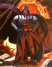 Star Wars Shadows of the Empire Darth Vader - Hildebrandt 519/1500 w/COA (5)