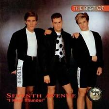 SEVENTH AVENUE - I HEAR THUNDER: THE BEST OF SEVENTH AVENUE USED - VERY GOOD CD