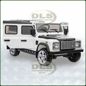 12V Childrens Electric Ride On Land Rover Defender - Various Colours