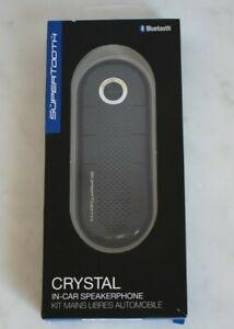 Supertooth Bluetooth Freisprechanlage Crystal mit A2DP -OVP-.