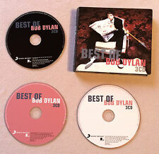 BOB DYLAN - BEST OF / COFFRET 3 CD ( ANNEE 2010 ) SONY MUSIC