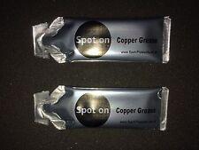 10g Copper Grease Anti Seize Slip Compound High Temp Spark Plug Wheel Hubs Copa