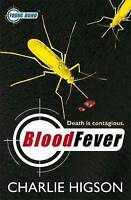 Blood Fever (Young Bond S.) by Charlie Higson, Good Used Book (Paperback) FREE &