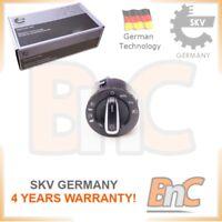 HEADLIGHT SWITCH AUDI OEM 4F1941531E SKV GERMANY GENUINE HEAVY DUTY