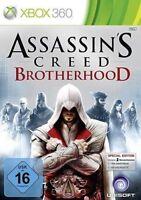 Assassin's Creed Brotherhood XBOX 360 Spiel
