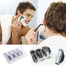4Blade Men's For Gillette MACH 3 Razor Shaving Shaver Trimmer Refills Cartridges