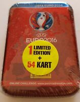 Panini Adrenalyn XL Road to UEFA EURO 2016 France Mini Tin 9 booster+1 Ltd. card