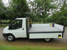 Dropside Commercial Van-Delivery, Cargoes