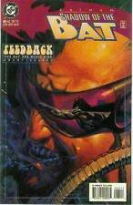 Batman: SHADOW of the Bat # 42 (Liam Sharpe & Joe Staton) (USA, 1995)